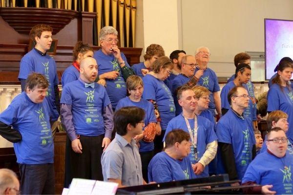 SNAP Arts Monday Chorus